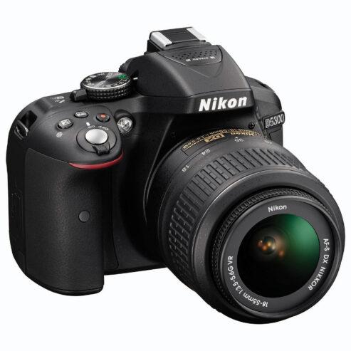 Nikon-D5300-18-55mm-VR-II-Kit-Black-1